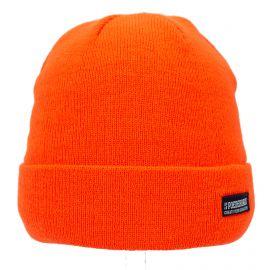 Poederbaas, Colorful basic, czapka, fluor pomarańczowy