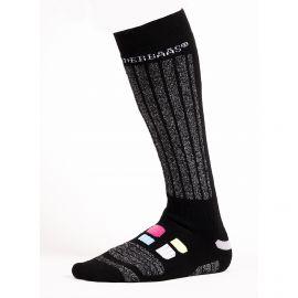 Poederbaas, Colorful Ski Socks, skarpety narciarskie, multicolor