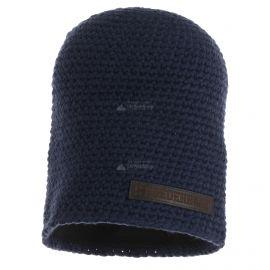 Poederbaas, Essentials Long, czapka, niebieska