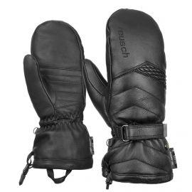 Reusch, Kaitlyn R-TEX® XT Mitten, rękawiczki , kobiety, czarny