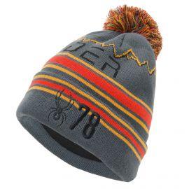 Spyder, Icebox hat, czapka, ebony szary