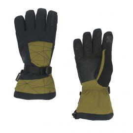 Spyder, Overweb GTX ski glove, rękawiczki, sarge zielony