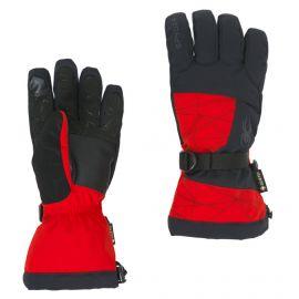 Spyder, Overweb GTX ski glove, rękawiczki, volcano czerwony