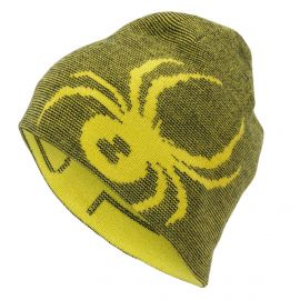 Spyder, Reversible inssbruck hat, czapka, sun żółty