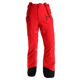 Tenson, Brave M, spodnie narciarskie, mężczyźni, goji berry czerwony