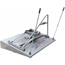 Pro Ski Simulator, Power Ski Simulator, maszyna treningowa + wiązania power plate
