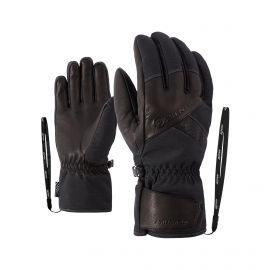 Ziener, Getter AS AW, rękawiczki, iron tec szary