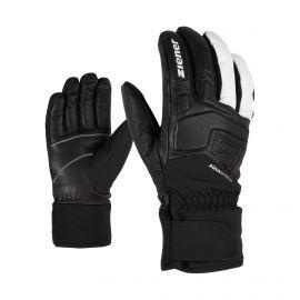 Ziener, Glyxus AS, rękawiczki, biały