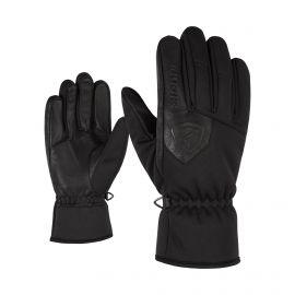 Ziener, Irdu PR, rękawiczki, czarny