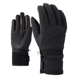 Ziener, Kasada AS Lady, rękawiczki, kobiety, czarny