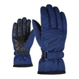 Ziener, Kileni PR lady, rękawiczki, kobiety, estate niebieski