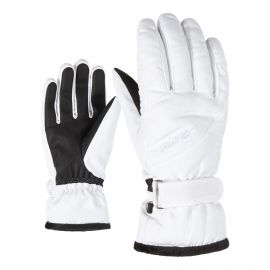 Ziener, Kileni PR lady, rękawiczki, kobiety, biały