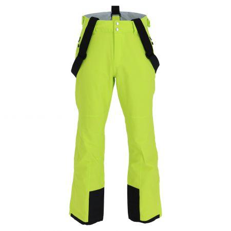 Dare2b, Achieve Ii Pant spodnie narciarskie mężczyźni lime zielony