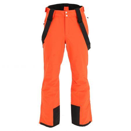 Dare2b, Achieve Ii Pant spodnie narciarskie mężczyźni trail blaze czerwony