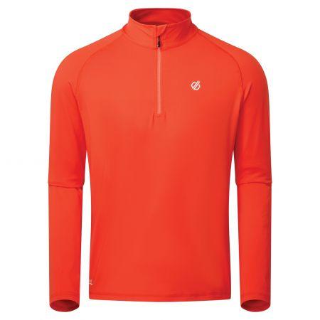 Dare2b, Fuse Up Ii Core  bluza mężczyźni lime czerwony