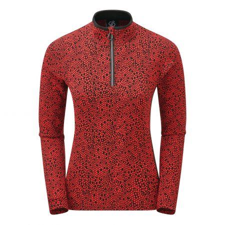 Dare2b, Immortal Sweater bluza kobiety seville czerwony
