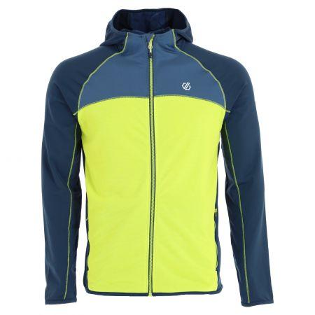 Dare2b, Ratified Ii Stretch bluza mężczyźni lime zielony