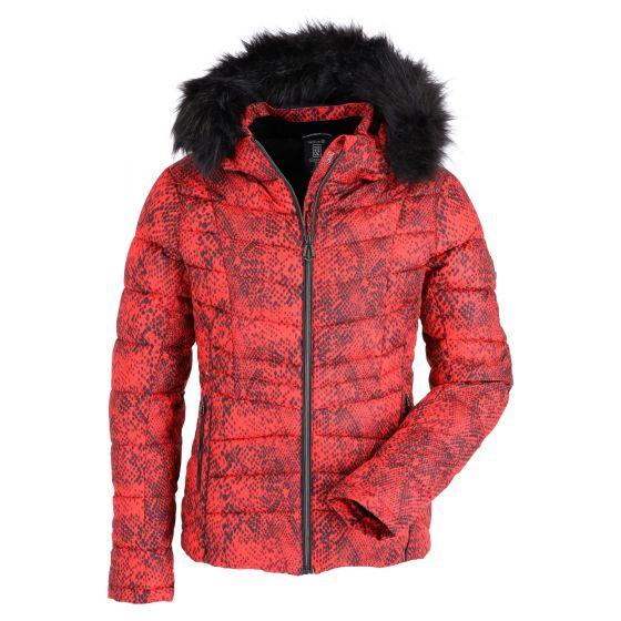 Dare2b, Glamorize Ii Jkt kurtka narciarska kobiety seville czerwony