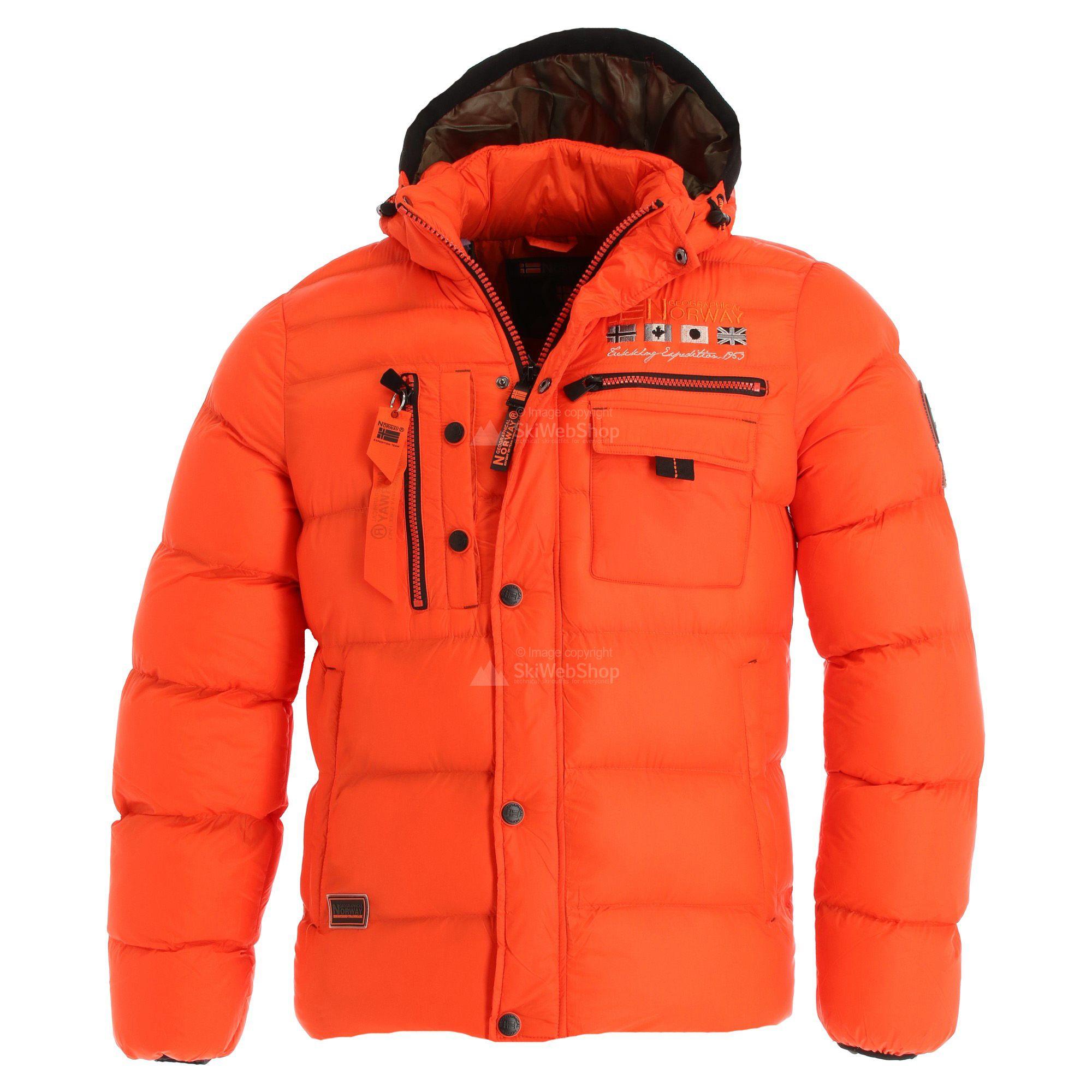 Geographical Norway, Citernier, kurtka zimowa, mężczyźni