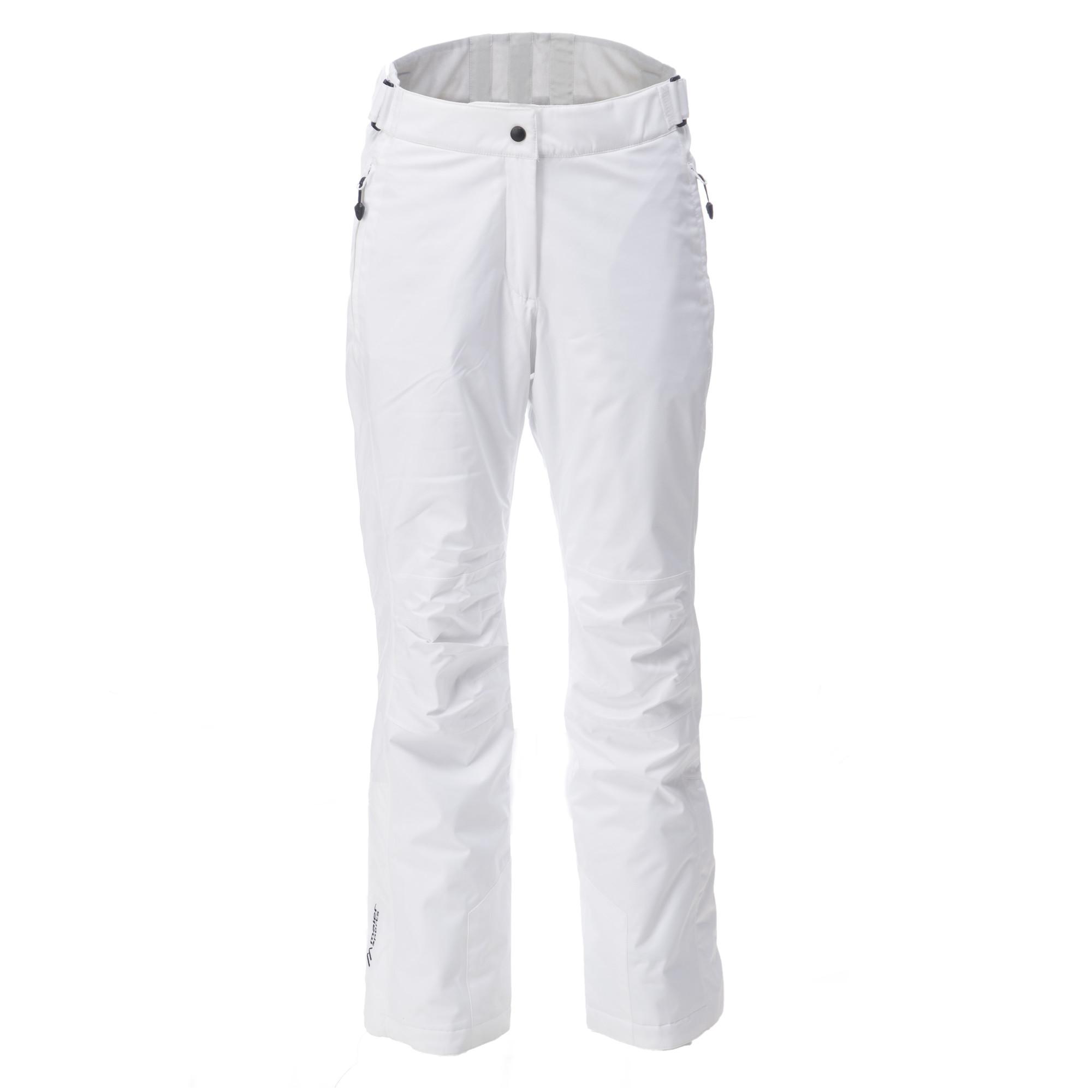 aab4b8110c Damskie Białe 2 Spodnie Sports Size Plus Resi Maier Narciarskie nRqgwX4UB